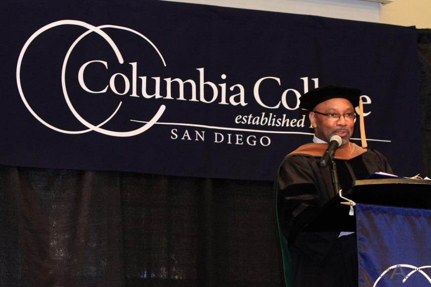 Columbia College San Diego Commencement Photography 2015 by Event Photographers San Diego Andrew Abouna