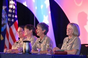 Joint Women's Leadership Symposium Sea Service Leadership Association Military Event Photography by Event Photographers San Diego Andrew Abouna