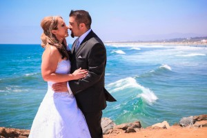 Kim and Billy Camp Pendleton Oceanside Beach Wedding by San Diego Wedding Photographer Andrew Abouna