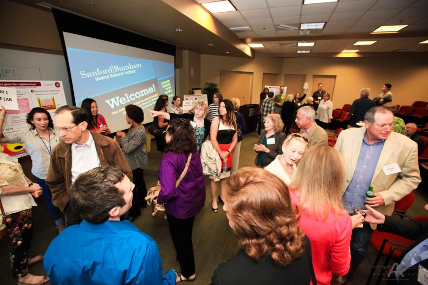 Sanford-Burnham Cancer Center Open House Jun 11 2015 by San Diego Event Photographer Andrew Abouna