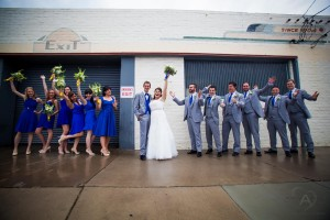 Hannah and Jeremy Coronado Cays Wedding Photos by San Diego Wedding Photographers Andrew Abouna