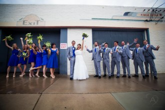 Hannah and Jeremy Coronado Cays Wedding Photos by San Diego Wedding Photographers Andrew Abouna
