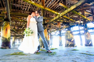 Melissa and Adam Pacific Beach Paradise Point Wedding Photos by Wedding Photographers in San Diego Andrew Abouna