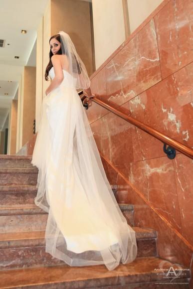 Monica and Ricky Hyatt Regency La Jolla Wedding Preparation by San Diego Wedding Photographer Andrew Abouna
