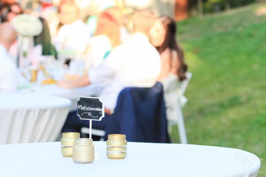 Monica and Ricky La Jolla Backyard Wedding by San Diego Wedding Photographer Andrew Abouna