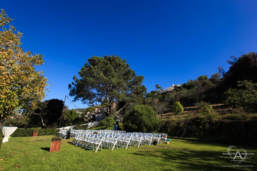 Monica and Ricky La Jolla Backyard Wedding by San Diego Wedding Photographer Andrew Abouna