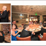 Oster 50th Wedding Anniversary Photos Book by San Diego Photographer Andrew Abouna - Pages 12-13
