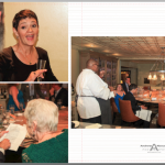 Oster 50th Wedding Anniversary Photos Book by San Diego Photographer Andrew Abouna - Pages 20-21