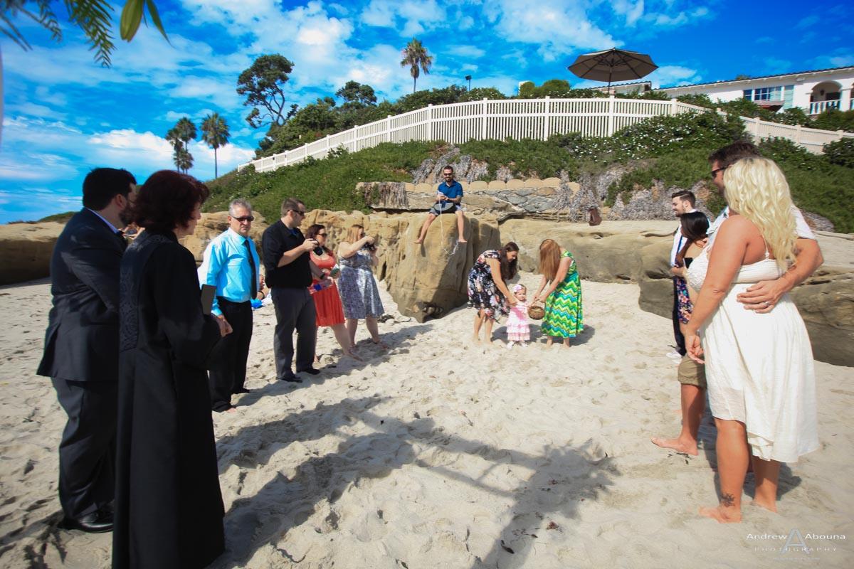 Nicole And Keenan Destination Windansea Beach Wedding La Jolla By Photographer San Go Andrew Abouna