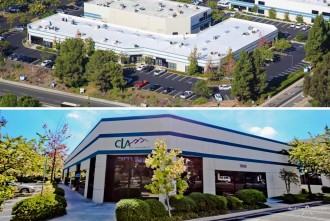 Commercial Property Photography for Voit Real Estate Services by Commercial Photographer San Diego AbounaPhoto