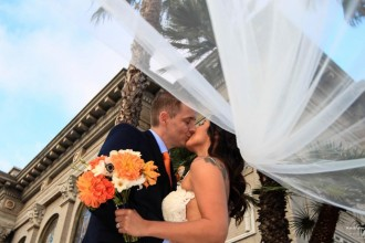 Desiree and Jason The Abbey San Diego Wedding Photos by San Diego Wedding Photographer Andrew Abouna