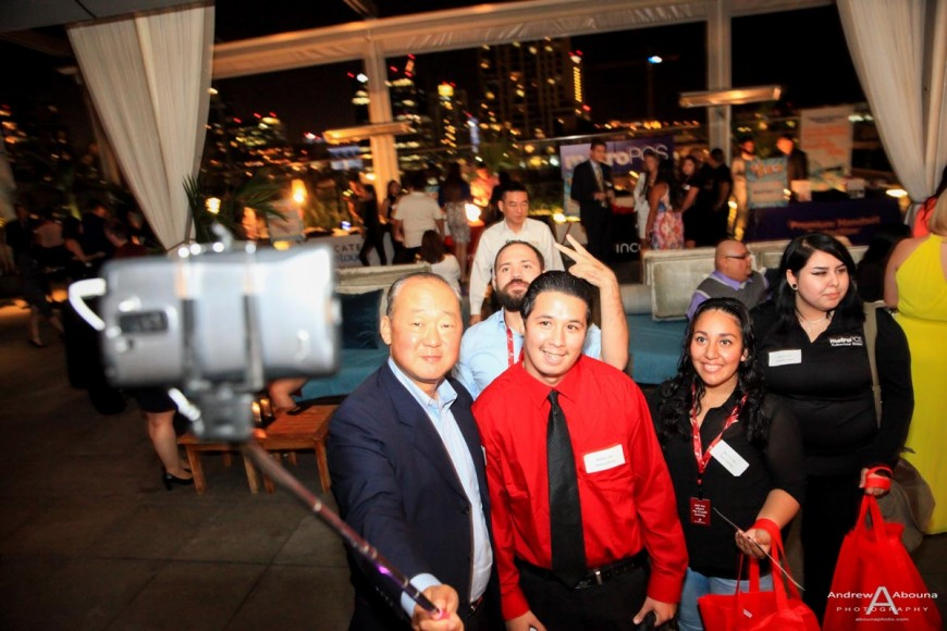 MetroPCS San Diego event photography at Andaz - AbounaPhoto