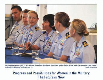 The Reservist - JWLS Article Oct 15-Cover by Captain LaGuardia-Kotite with event militay photography by Andrew Abouna San Diego copy-small