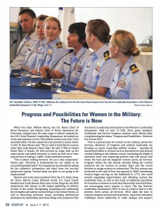 The Reservist - JWLS Article Oct 15-Page 16 by Captain LaGuardia-Kotite with event militay photography by Andrew Abouna San Diego-small