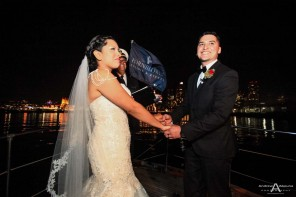Alejandra and Erik – Hornblower Wedding San Diego