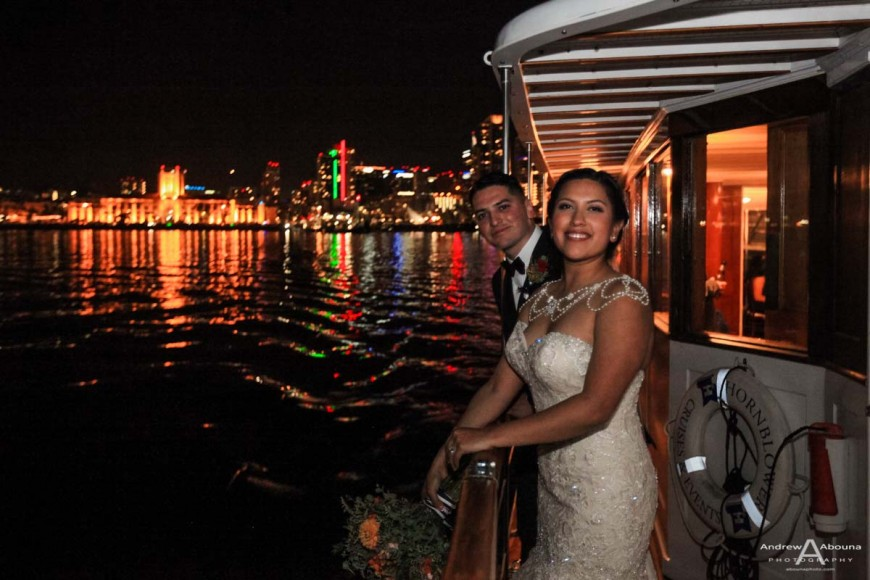 Alejandra and Erik Hornblower Wedding San Diego by Photographer Andrew Abouna