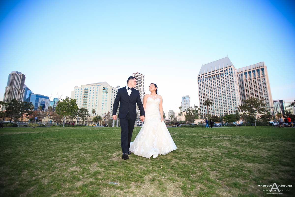 Splendid And Classic Hornblower Wedding San Diego Bay
