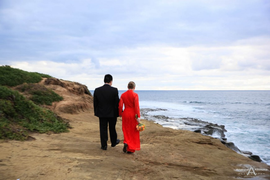 Diane and Gregory La Jolla Wedding Photography by Wedding Photographer San Diego Andrew Abouna