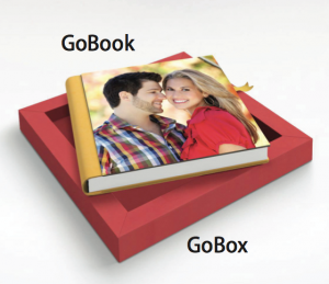 GoBook and GoBox wedding album offered by Wedding Photographers in San Diego Andrew Abouna