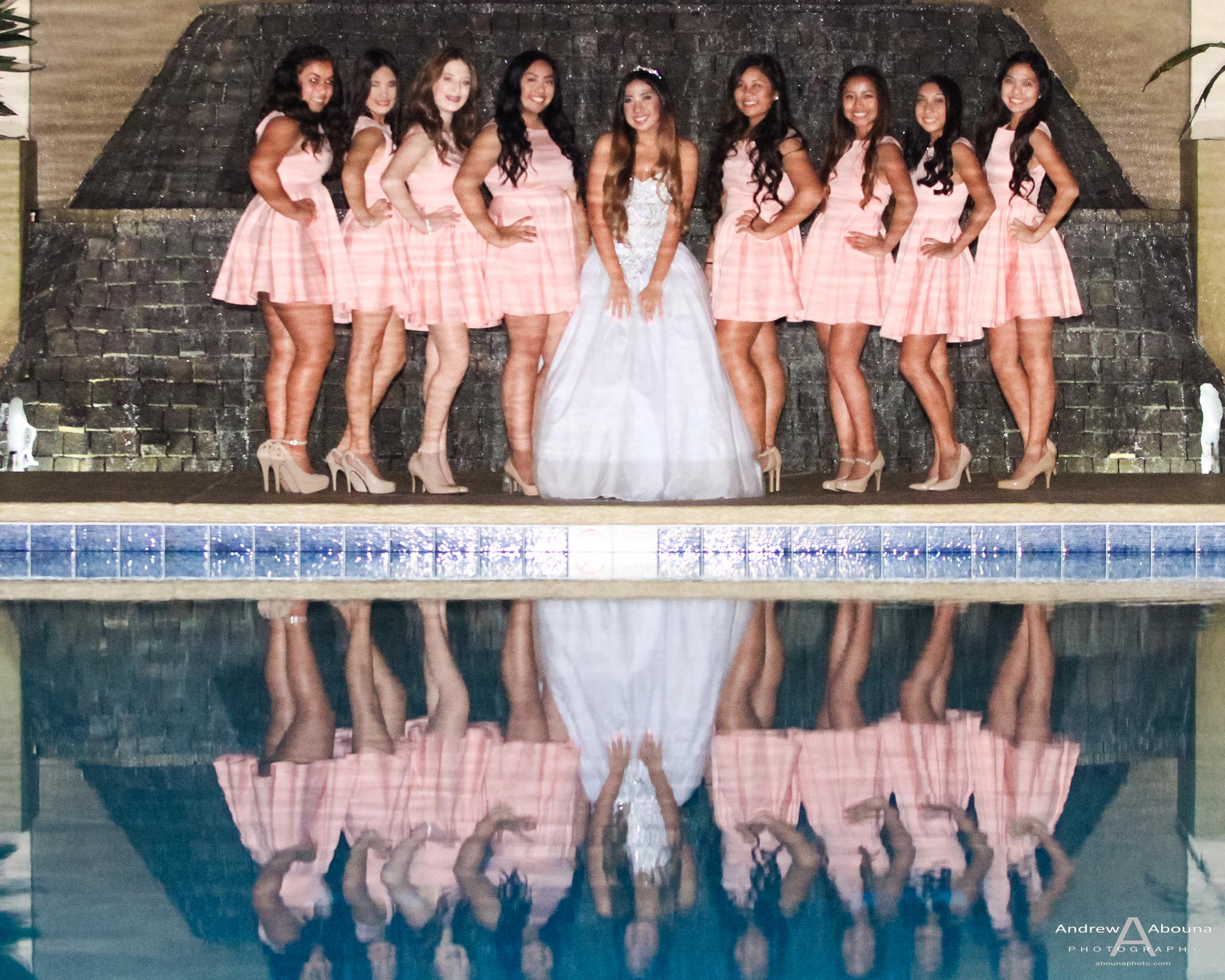A Philippine Debut - 18th Birthday Party Photography in San Diego - AbounaPhoto