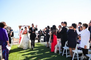 Video Slideshow of Nora and Sam's San Diego Bay Wedding Photography