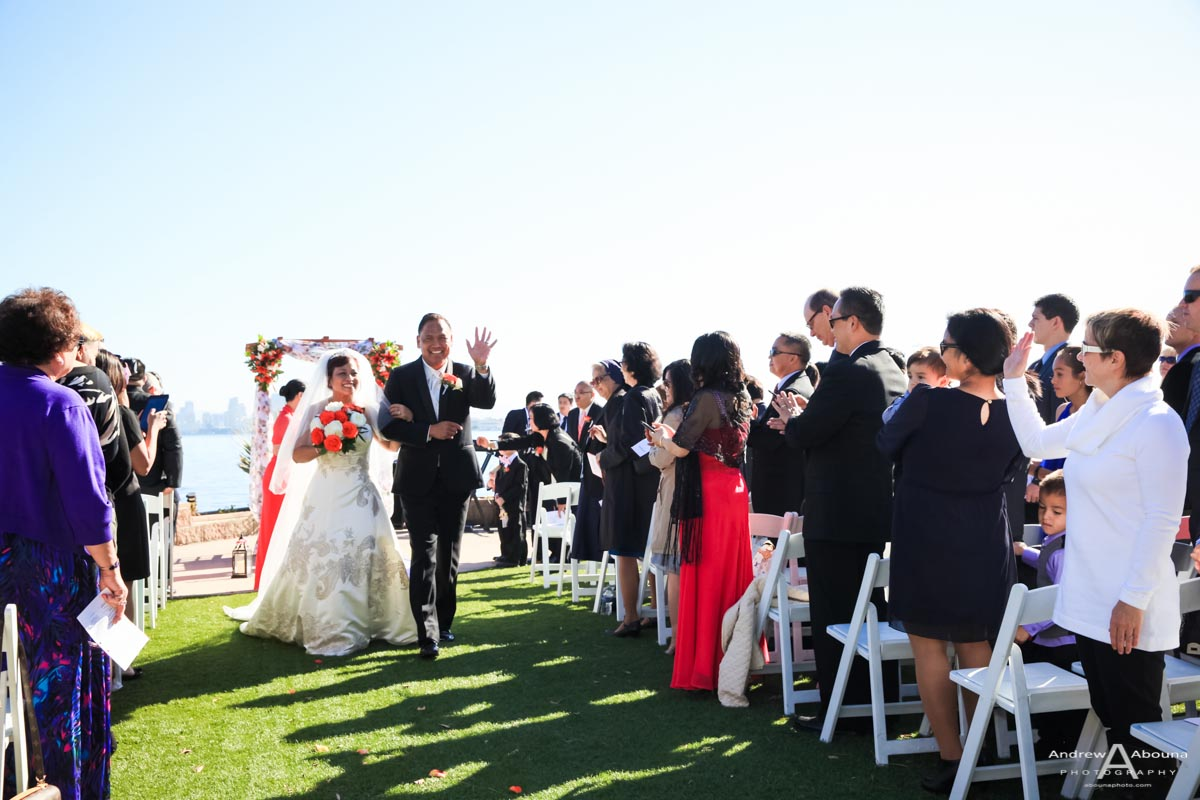 Video Slideshow of San Diego Bay Wedding Photography