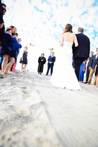 Rachel and Dan Mission Beach Wedding Photography by San Diego Photographer Andrew Abouna