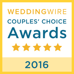 WeddingWire Couples Choice Award of Top Wedding Photographer Andrew Abouna - AbounaPhoto
