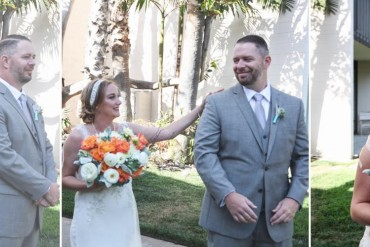 Amber and Josh - Catamaran Resort Wedding Photography - San Diego Wedding Photographers Andrew Abouna - AbounaPhoto