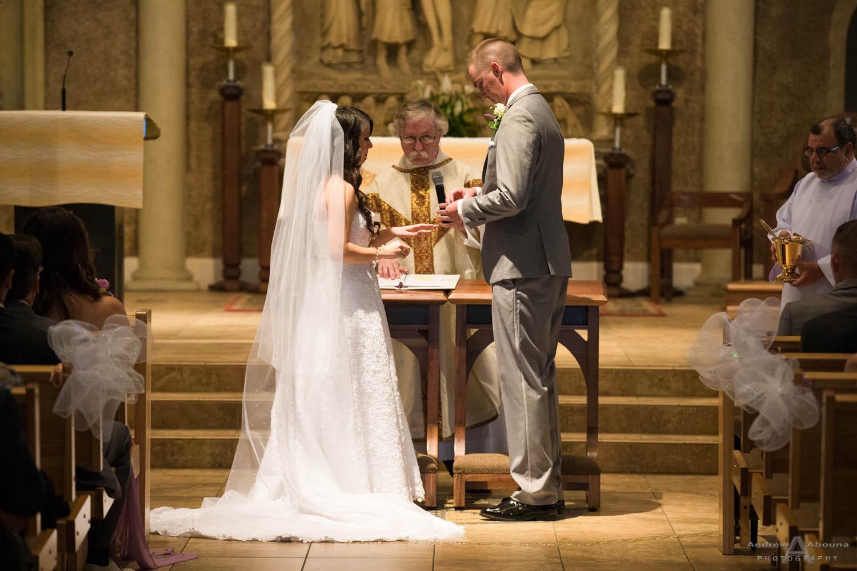 Garrett link wedding