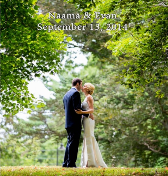 Naama and Evan Wedding Album Design and Print by San Diego Wedding Photographers Andrew Abouna-