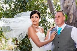 Sasha and Chase Pre-wedding photo shoot Balboa Park by San Diego wedding Photographers Andrew Abouna