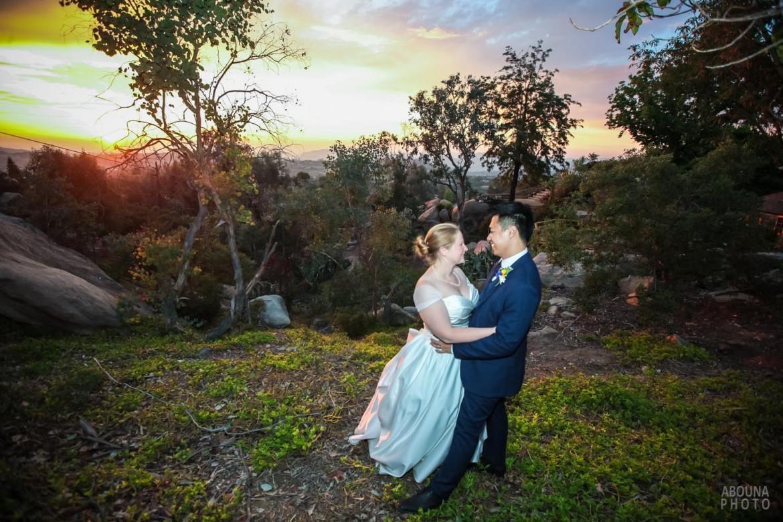 Andrea and Gerd Valley Center Ranch Wedding San Diego California by Wedding Photographer AbounaPhoto