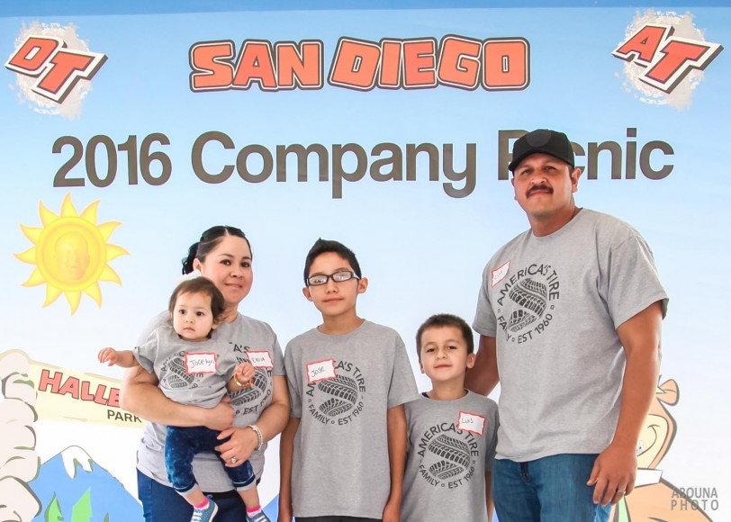 Discount Tire 2016 Company Picnic - San Diego Event Photography AbounaPhoto