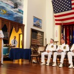Captain David Beverly Navy Retirement Ceremony Photography - The Veterans Museum at Balboa Park - San Diego Photographer AbounaPhoto