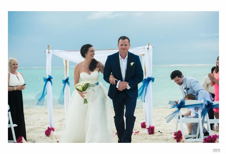 Caribbean Wedding Album for Corinne and Brett by AbounaPhoto San Diego