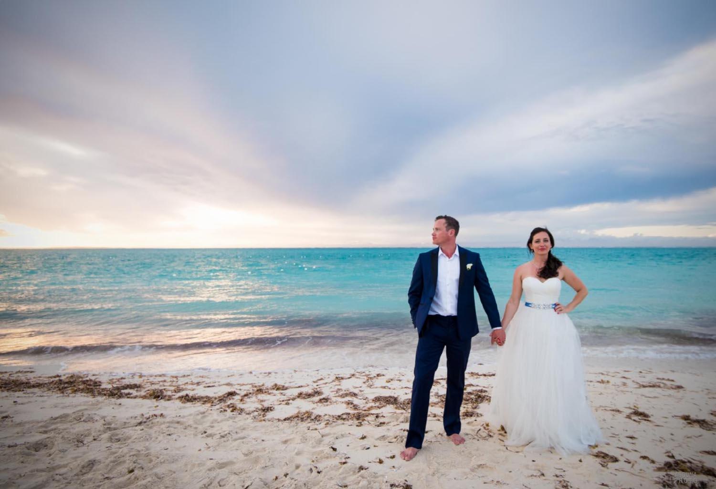 Caribbean Wedding: Caribbean Wedding Album For Corinne And Brett By