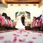 Church Wedding in San Marcos California for Rosa and Sam by San Diego Wedding Photographers Andrew Abouna