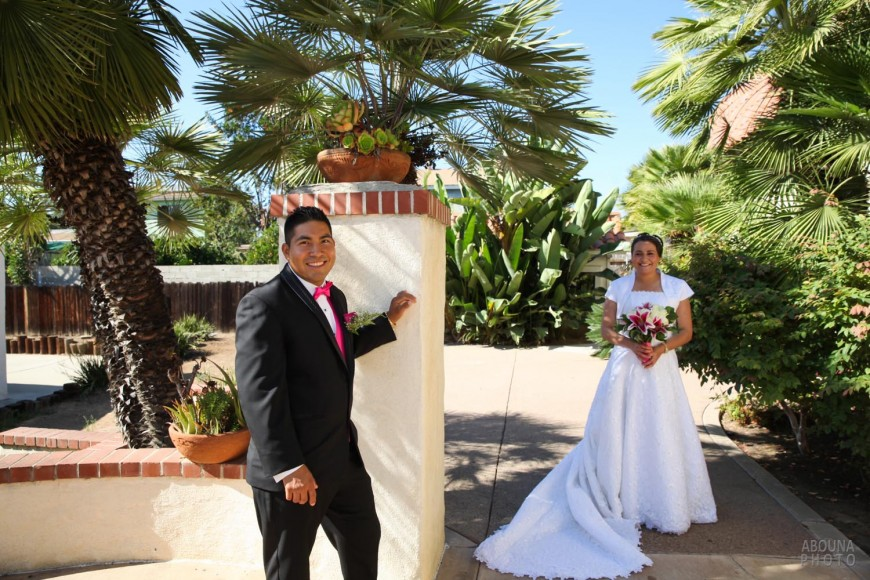 Rosa and Sam San Marcos Apostolic Church Wedding by San Diego Wedding Photogrraphers Andrew Abouna