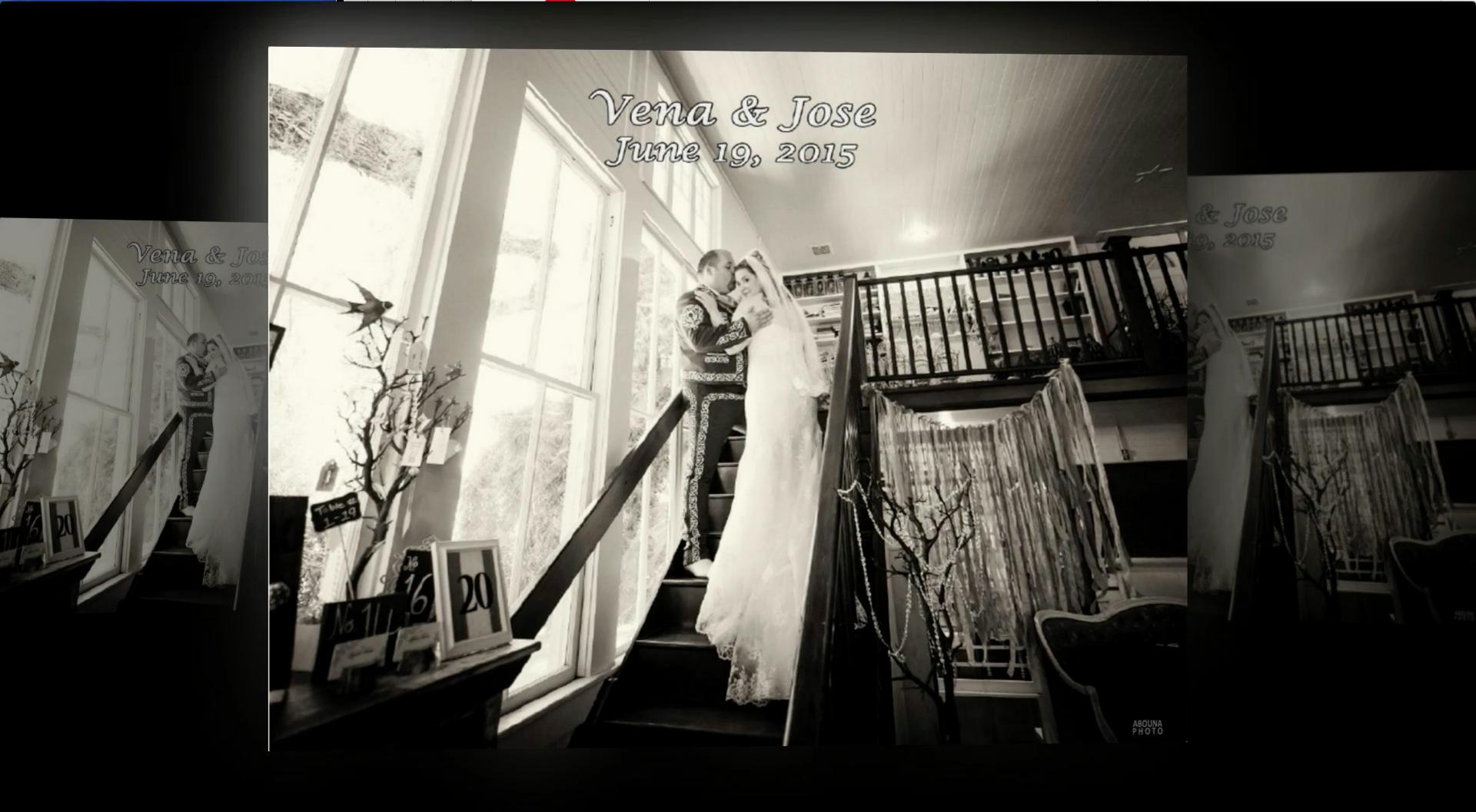 Wedding Photography Printing: Wedding Album Design And Printing For Vena And Jose
