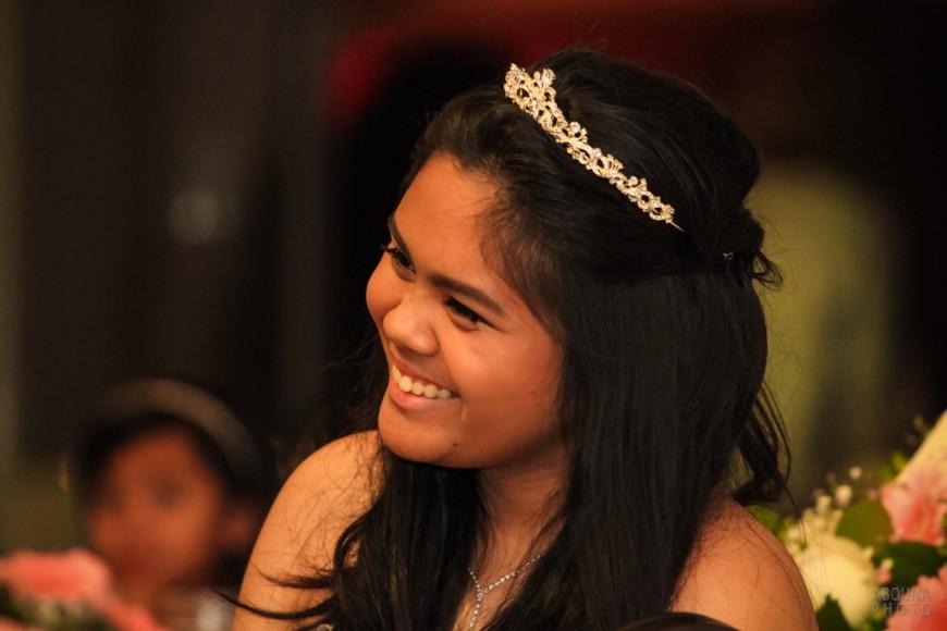 Jodi - 18th birthday debut photography by San Diego photographer AbounaPhoto
