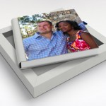 Wedding Guest Book With Presentation Box