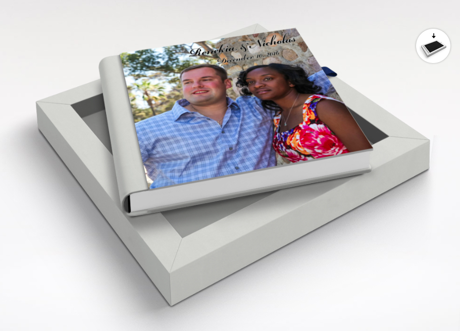Wedding Photography Presentation Boxes: Engagement Photography Wedding Guest Books In San Diego