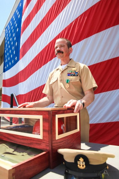 SOC Atherton US Navy SEAL Retirement Ceremony by San Diego Photographer Andrew Abouna