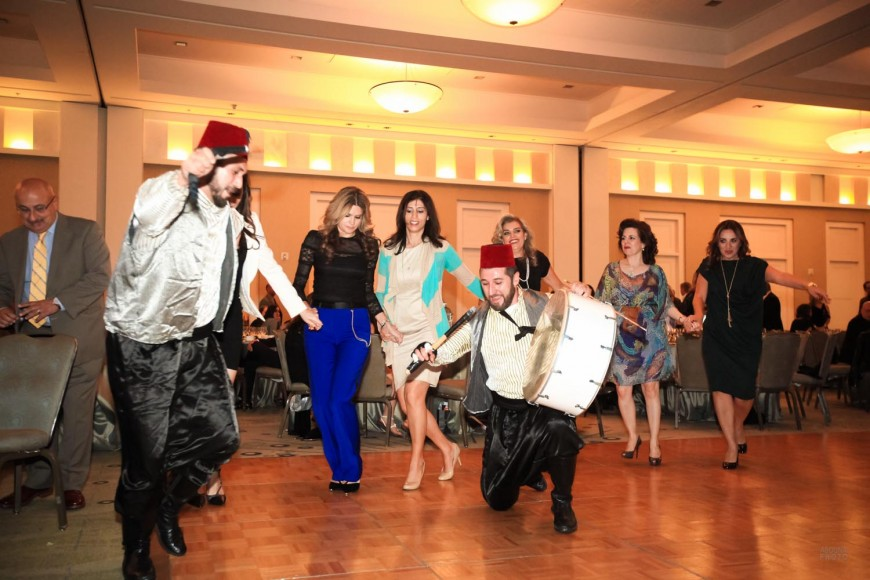 Spirit of Syria - Hyatt La Jolla - Fundraising Event Photography in San Diego - AbounaPhoto