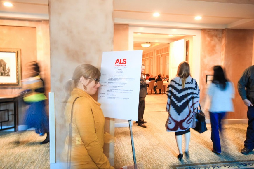 The ALS Association 2016 Clinical Conference - Hyatt La Jolla Conference - San Diego Event Photographer AbounaPhoto