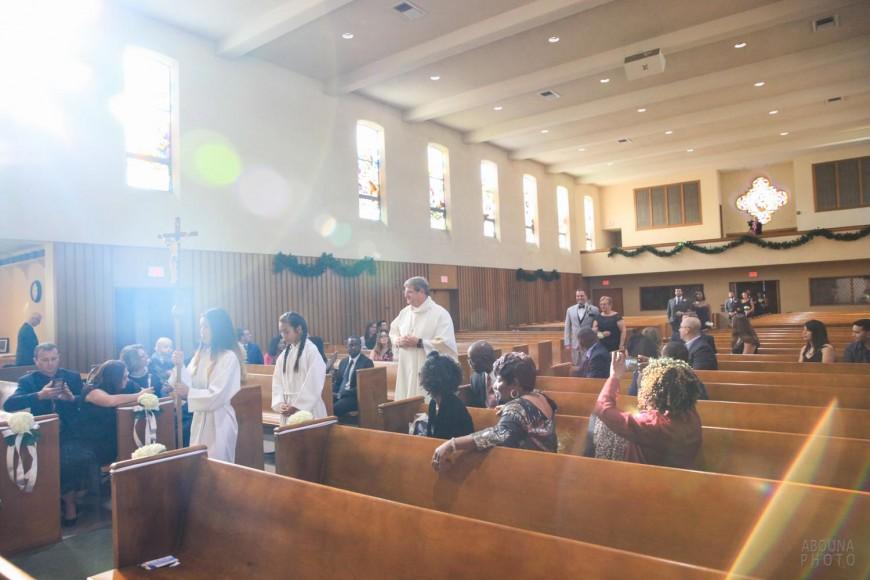 Renekia and Nick - St Therese Catholic Parish and Ocean View Wedding Photography - San Diego Wedding Photographer Andrew Abouna