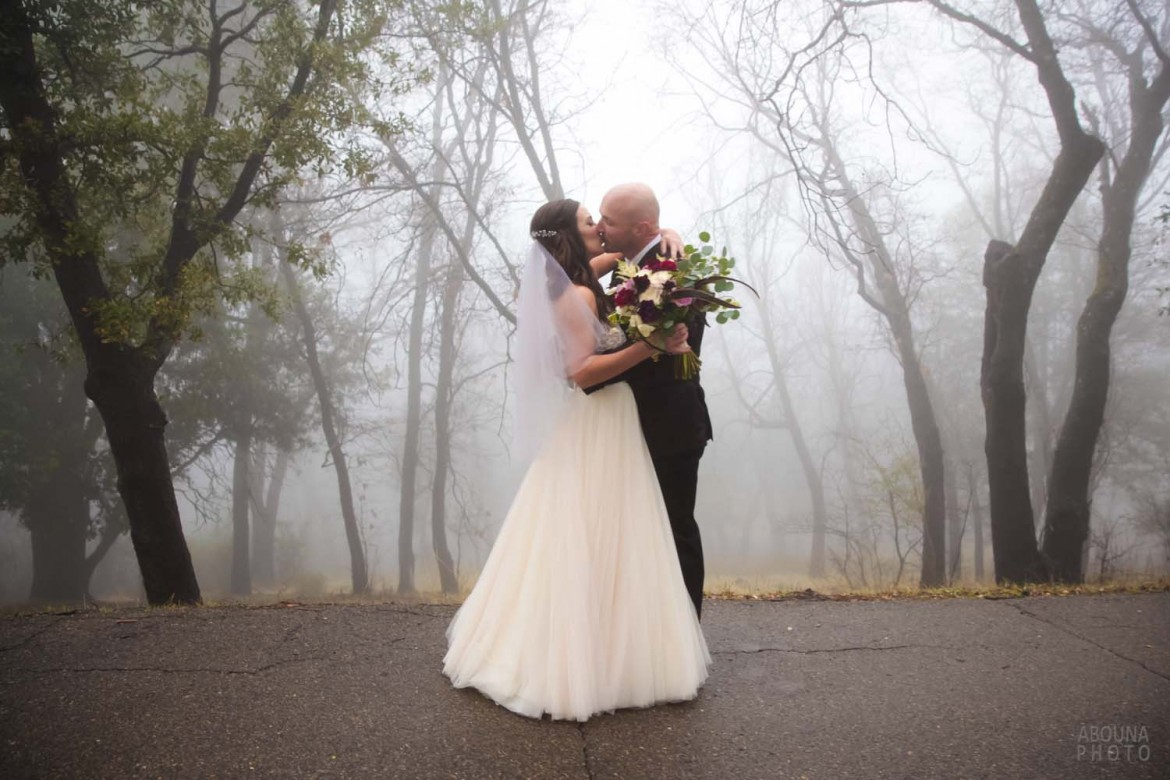 Christan and Beau - Julian Wedding Photography at Pine Hills Lodge by Wedding Photographers in San Diego Andrew Abouna