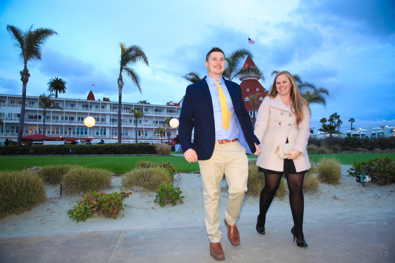 Brooke And Britt Surprise Engagement Proposal Photos Coronado Beach California By San Diego