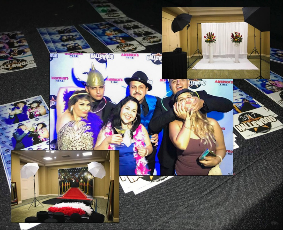 Photo booth in san diego - Golden warriors tickets